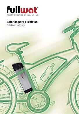 Fullwat . Baterías bicicletas