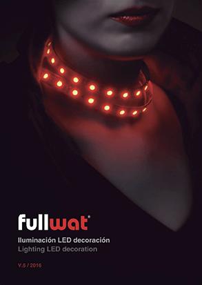 fullwat . iluminación decoración