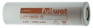 Batería Litio ferrofosfato LFP