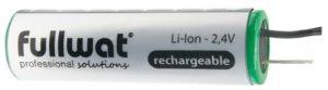 Batería de litio ión 2.4V