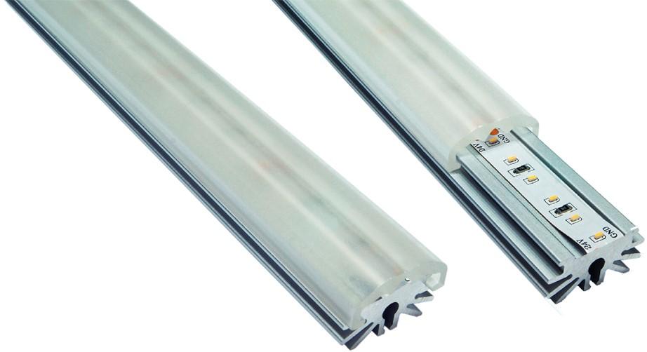 TECOX-180-2S Perfil de aluminio Fullwat